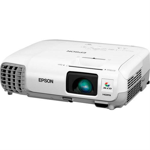 projetor epson powerlite s27 2700 lumens 3 anos de garantia