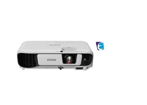 projetor epson powerlite s41+ 3 lcd 3300 lumens v11h842024