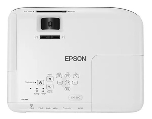 projetor epson powerlite s41+ hdmi 3300 lumens - subst. s27