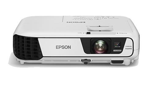 projetor epson powerlite x36+ 3600 lum. c/hdmi 100-240v wifi