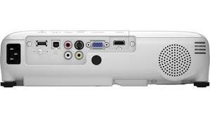 projetor epson powerlite x36+ 3600 lumens - vga - hdmi - bra