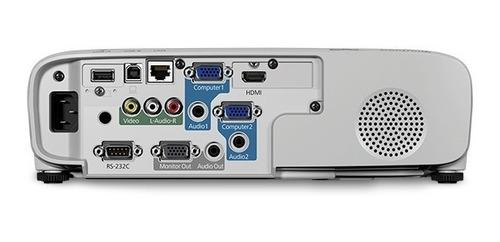projetor epson powerlite x39 xga de alta qualidade 1024x768