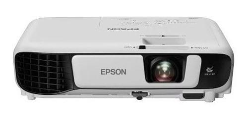 projetor epson s41+ branco salas de reuniões, salas de aula