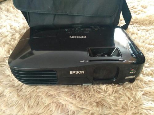projetor epson w10+ hd