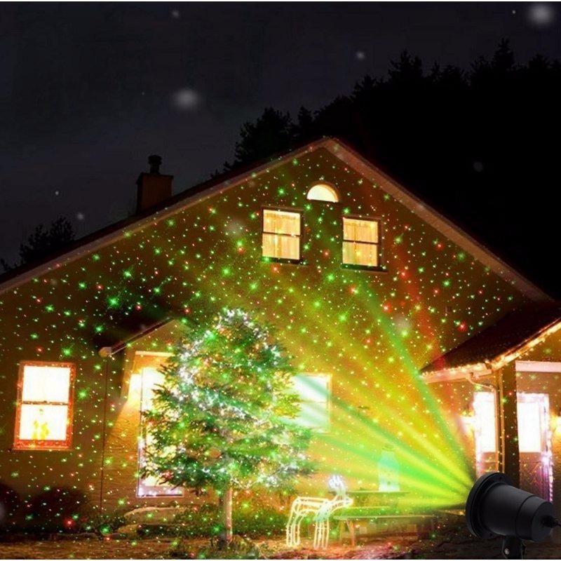 Projetor Laser De Natal Barato R 369 00 Em Mercado Livre