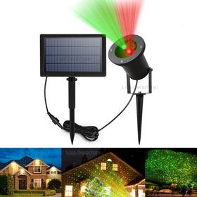 Projetor Laser Natal Solar A Prova D'água O Mais Forte C/ Nf