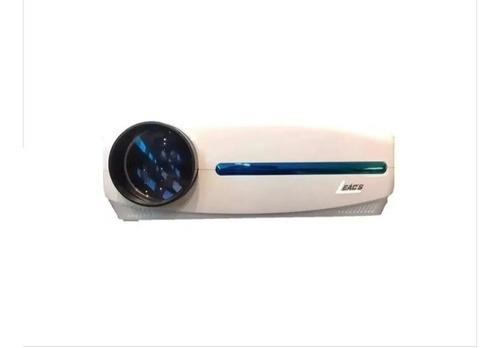 projetor leacs led 4000 lumens