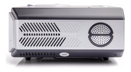 projetor led betec 2800 lumens - hd - hdmi, vga, av e usb