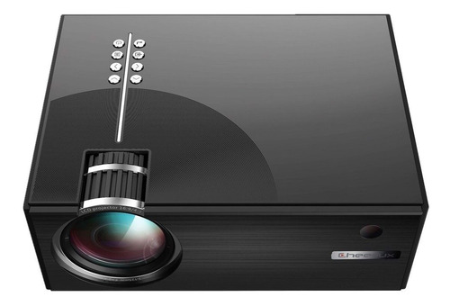 projetor led c7 cheerlux 1500 lumens lampada de 50.000 horas