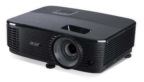 projetor multimida acer x1123h 3600 3d ready mr.jpq11.001