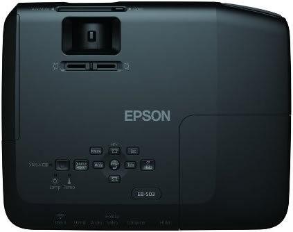 projetor multimídia 3200 powerlite s31+ epson