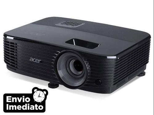 projetor multimidia acer mrjpq1100j x1123h dlp 3600 ansi lum