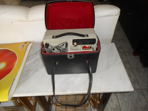 projetor naigai antigo funcionando p/colecionador