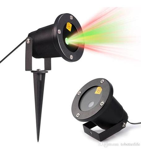 projetor outdoor laser light prova d agua - xl-j20