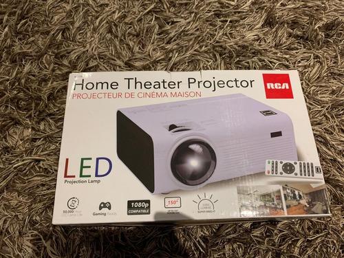 projetor rca 2200 lumens full hd