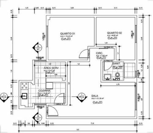 projetos: arquitetônico,hidráulico,elétrico,estrutural