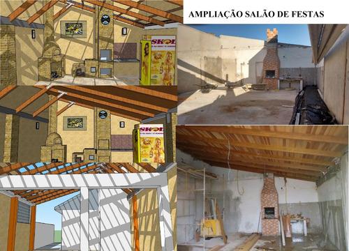 projetos. casas,comerciasl,industrialbarracão,regularizaçoes