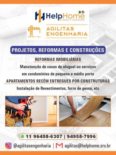 projetos, construções e reformas