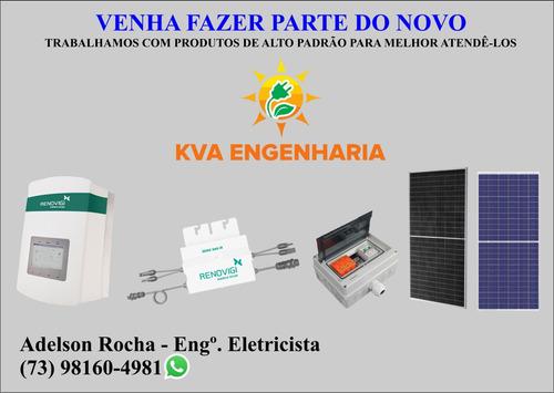 projetos de energia solar fotovoltaica