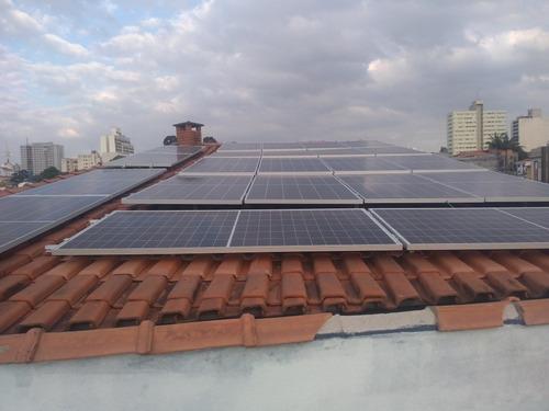 projetos de sistemas de energia solar