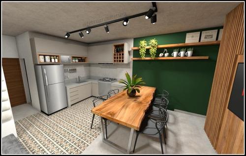 projetos design de interiores a distância