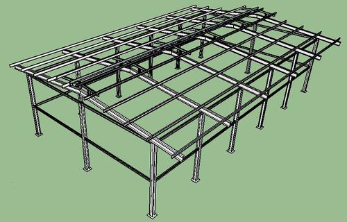 projetos em estruturas metálicas - personalizado!!!