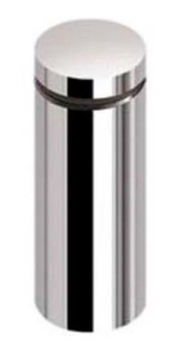 prolongador espaçador de alumínio polido de 70x25mm  12 uni.