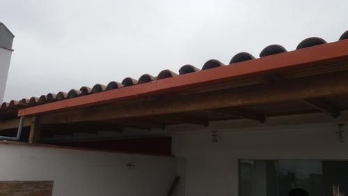 prolym soluciones en techos y canaletas.