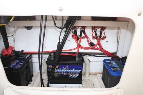 promarine 21 open fisherman