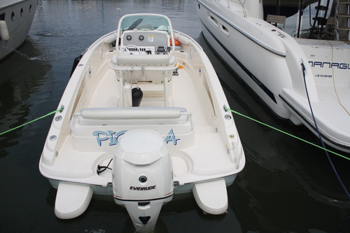 promarine 21 open fisherman