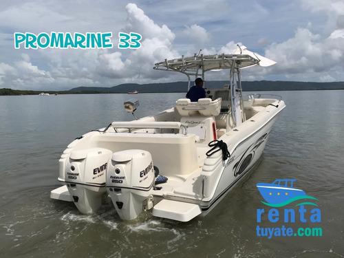promarine open 32