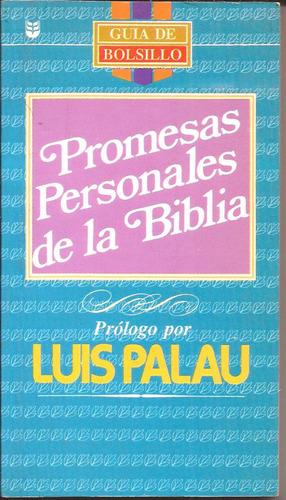 promesas personales de la biblia-prologo de luis palau
