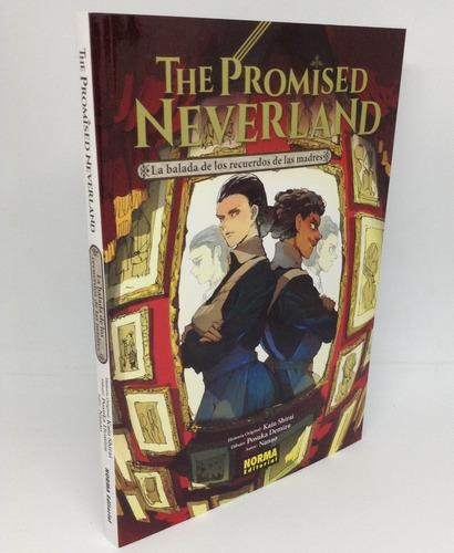 promised neverland: la balada de los recuerdos de las madres