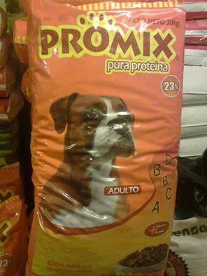 promix alimento perro adulto