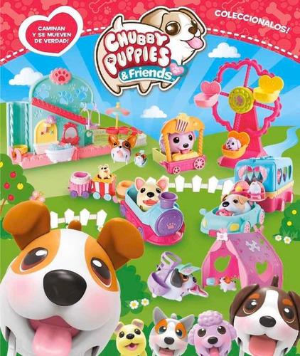 promo 1 vuelta al mundo + 1 perrito chubby puppies kreker
