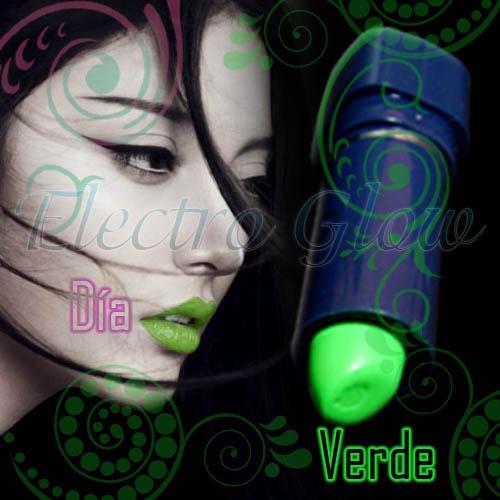 promo 16 labiales neon glow in the dark party fiesta antro