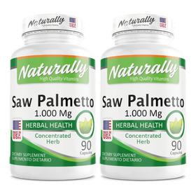 Promo 2 - Saw Palmetto 1000mg X 90 - Unidad a $490
