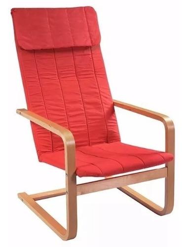 promo 2 sillones flex - silla tapizada  varios colores tcweb