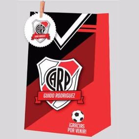 5b37469db Bolsitas River Plate Golosinas - Souvenirs para Cumpleaños Infantiles en Mercado  Libre Argentina