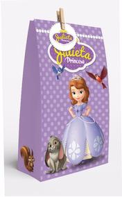 4d77a5736 Bolsitas Personalizadas Princesa Sofia en Mercado Libre Argentina