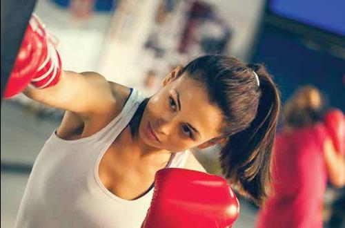 promo 8 clases de boxeo recreativo