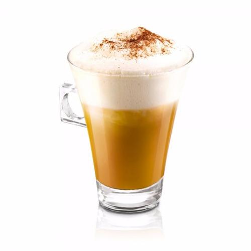 promo 80 capsulas cafetera nescafe dolce gusto cappuccino
