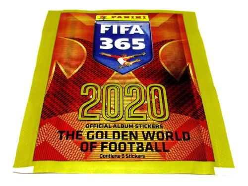 promo álbum fifa 365 2020 + 30 sobres + envío / don lámina
