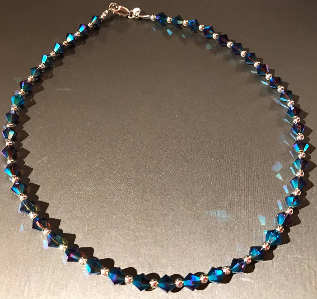 cf986de44ed0 promo collar cristales swarovski 6mm joyas regalos mujer. Cargando zoom.