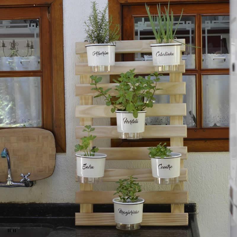 5418d4da1 promo - completa e mais barata horta jardim vertical 7 vasos. Carregando  zoom.