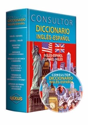 promo consultor x 3 dicc. enciclopédico / ingles / sinónimos
