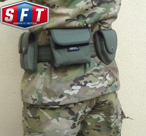 promo correaje militar 6 accesorios de semper fi tactical®