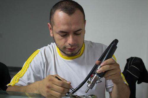 promo  del 30% de descuento en mantenimiento de celulares.