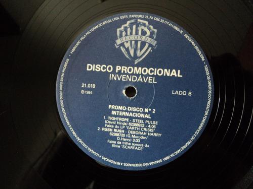 promo disco 2-chigago/laurie anderson/steel pulse/deborah