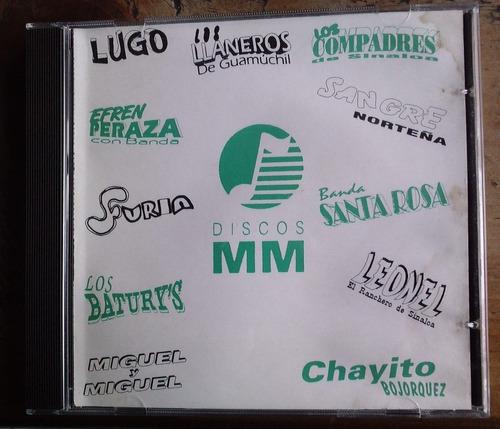 promo discos mm cd raro miguel y miguel,los baturys,gpo furi
